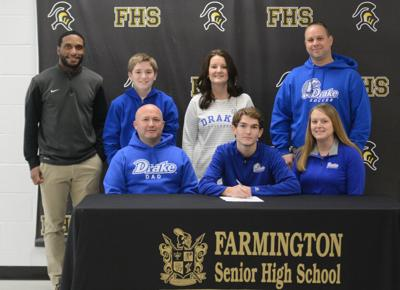 Soccer Star Stotler Signs With Drake