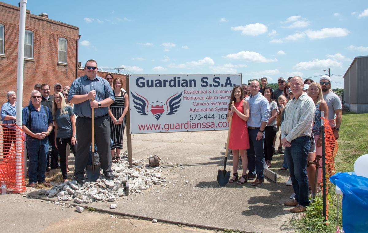 Guardian SSA Groundbreaking