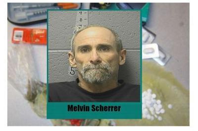 Trial begins against Melvin Scherrer web