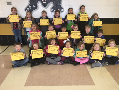 FES January Students Of The Month