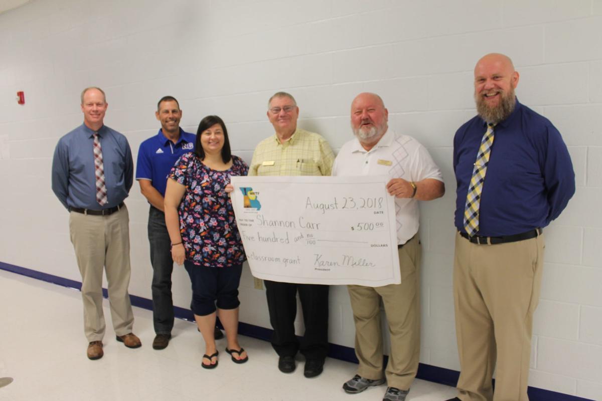 MRTF announces SFC classroom grant winners