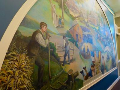 Grand opening set for history museum