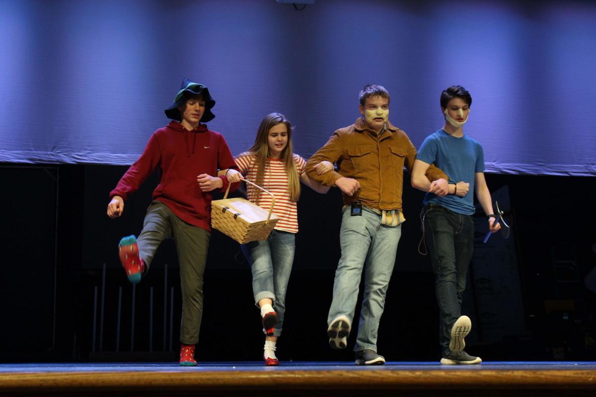 Wizard of Oz coming to FHS March 21-24