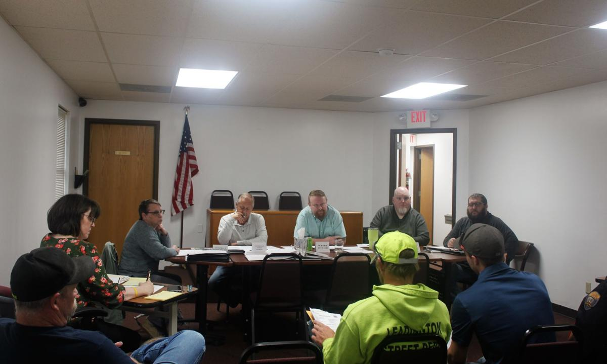 Leadington board hears plans for new sports bar and grill