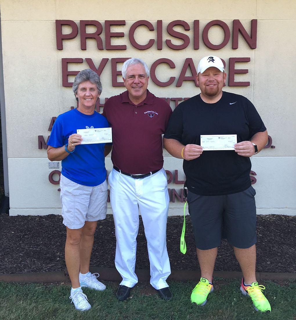 Registration open for Precision Eye Care Tennis Tournament