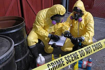 Chemical smell leads police to meth lab | Daily Journal News