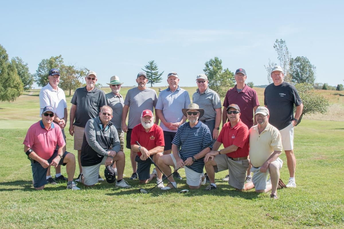 Class of 1971 yearly golf reunion