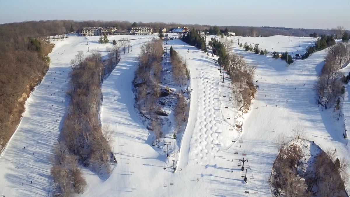 Discovering a ski gem in Illinois