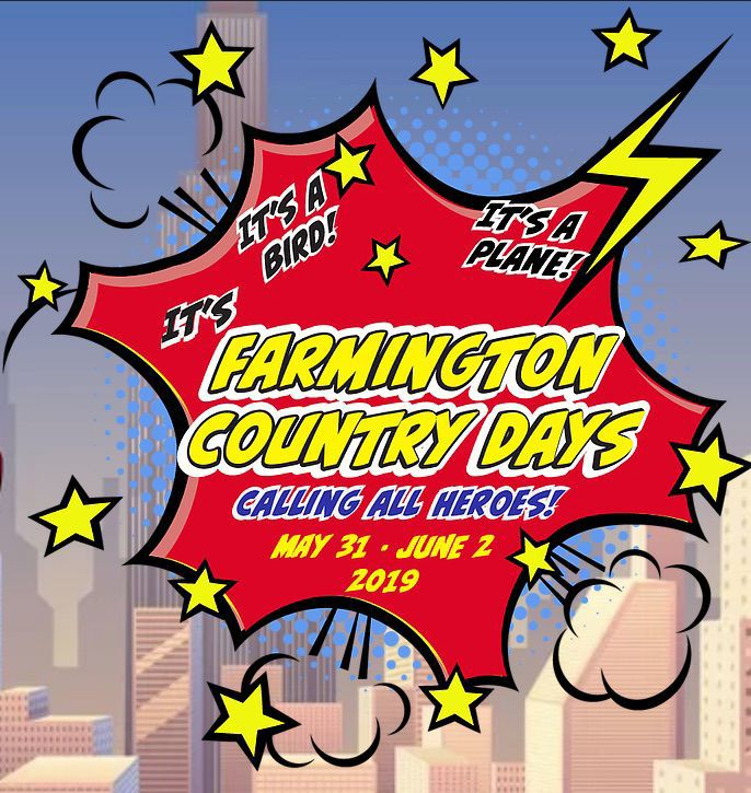 Country Days 2019 is 'Calling All Heroes!'