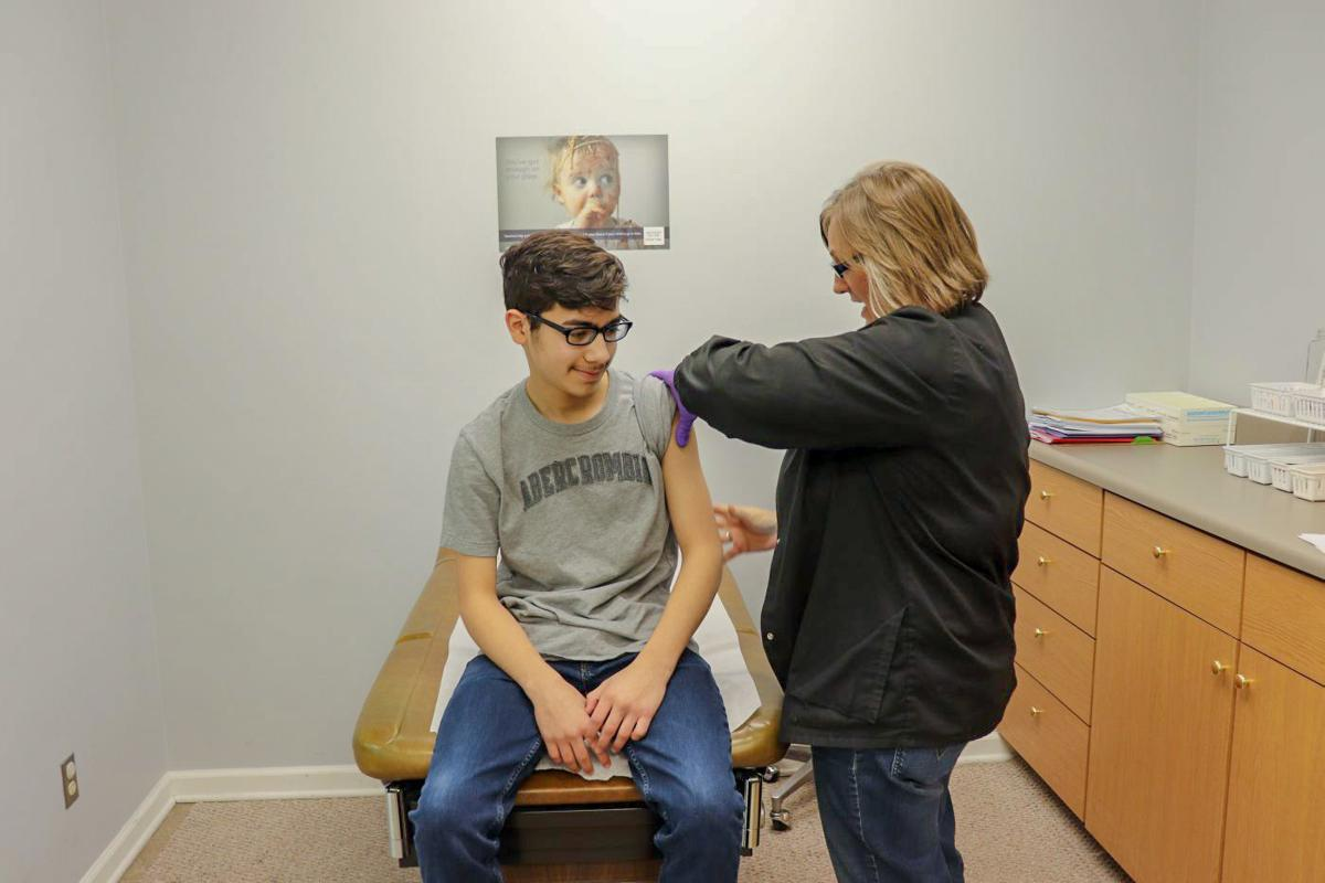 Health center plans for back-to-school immunizations