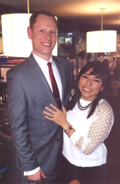 Meredith Massey Huffman and Steven Leonard Luedecke Engaged