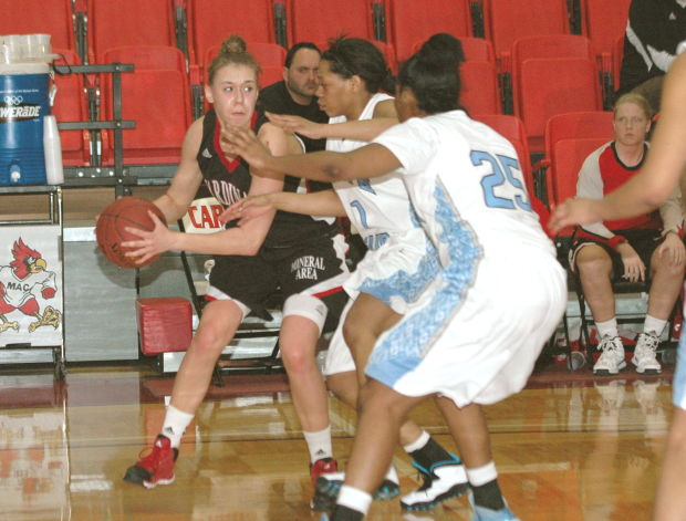 Lady Cardinals fall in overtime to end season