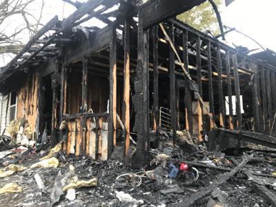 Thursday morning fire in Bonne Terre
