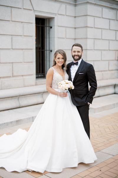 McMillian-Green wedding