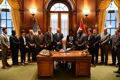 'Lyndon's Law' among bills signed into law by governor