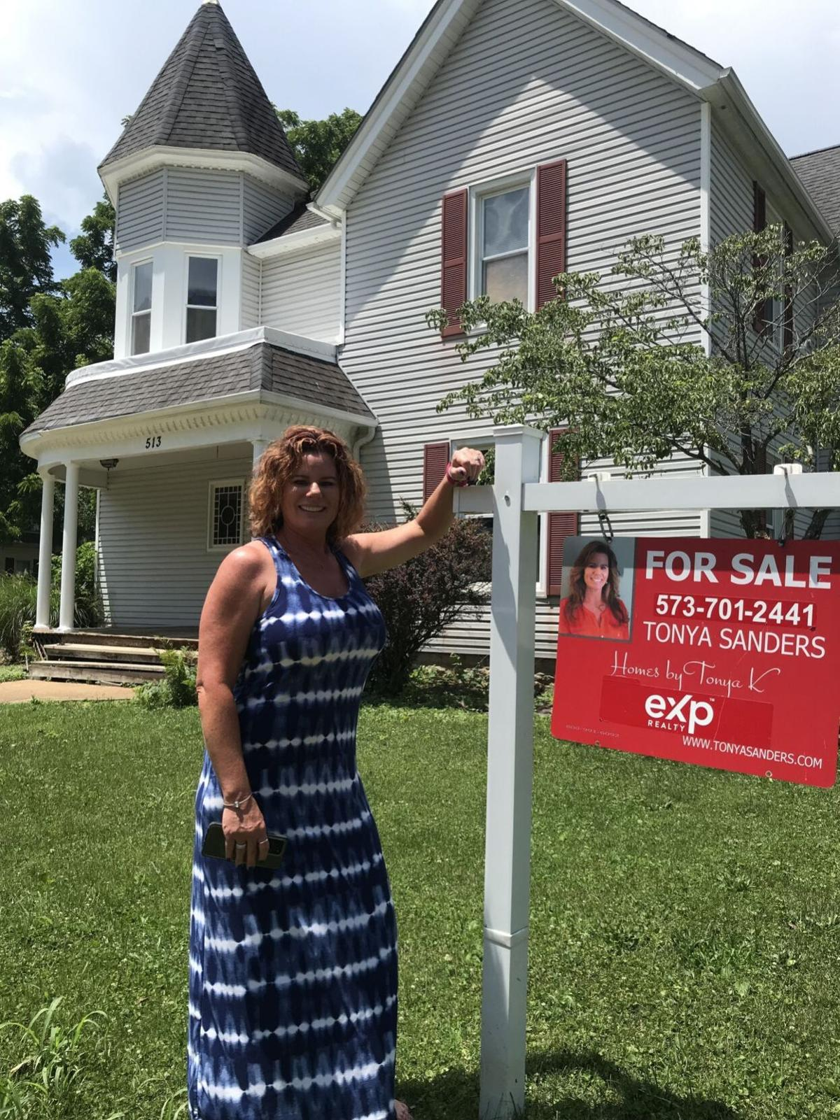 It's a sellers market in local real estate