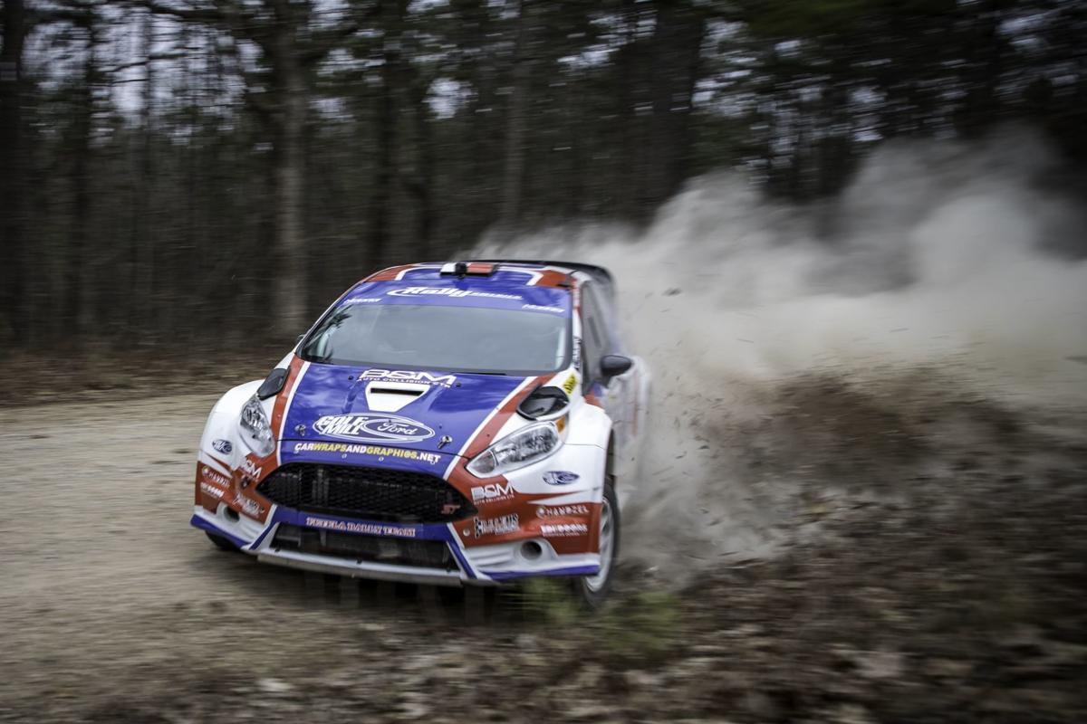 Rally racing returns this weekend