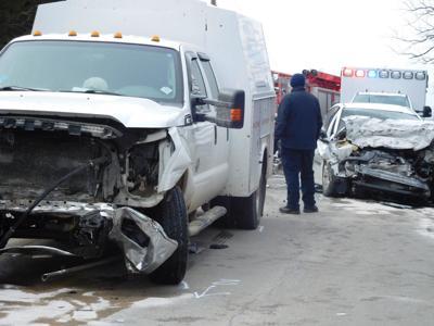 One Dies In Crash On Old Bonne Terre Road