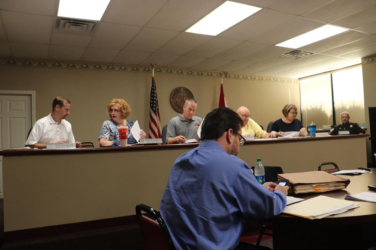 City discusses changes to fireworks ordinance