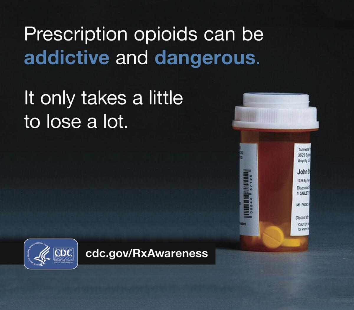 SFC Opioid Consortium talks RX Awareness