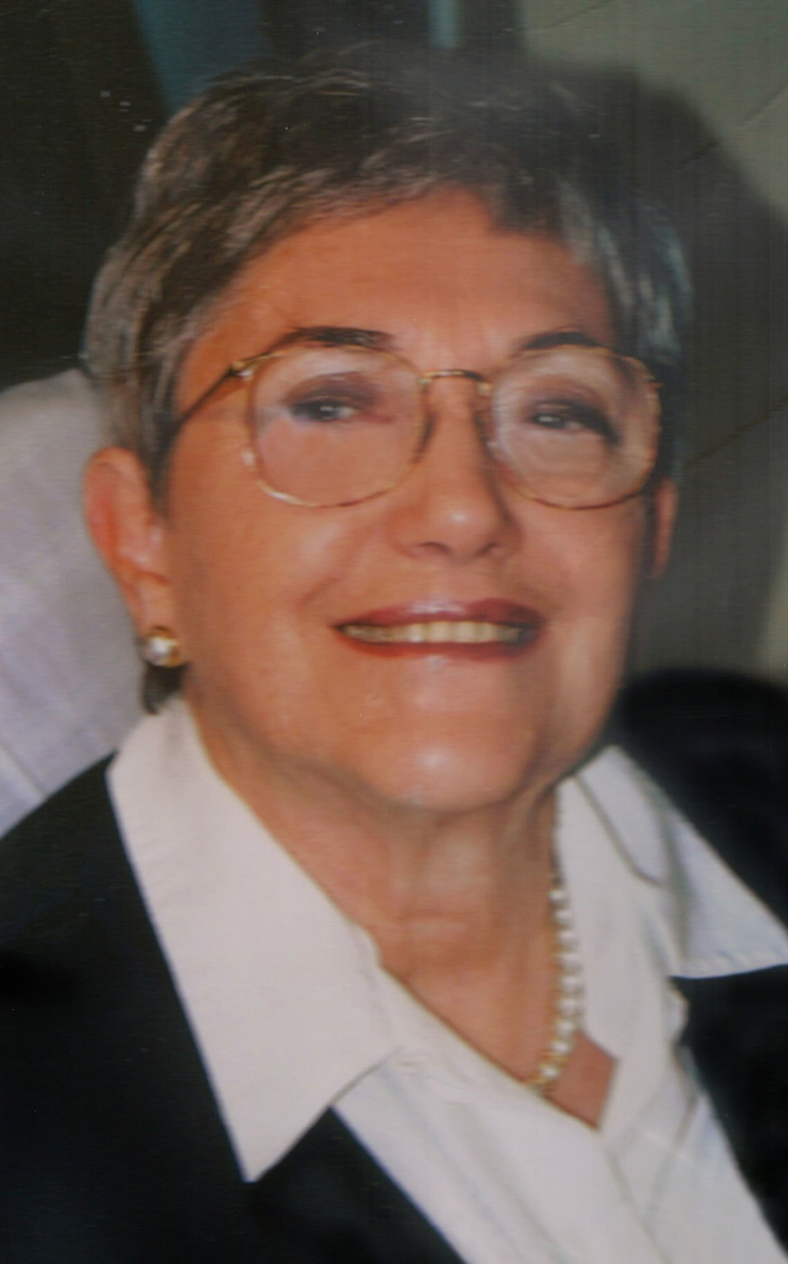 Mary Scholbe