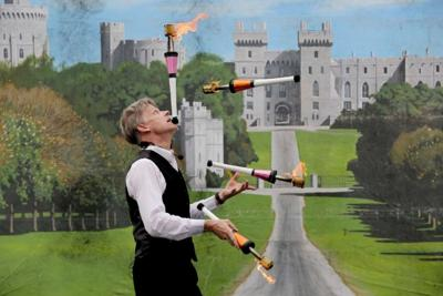 Award-winning juggler to perform live at Centene Center