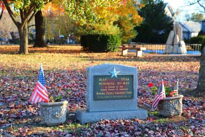 Blue star Memorial PArk