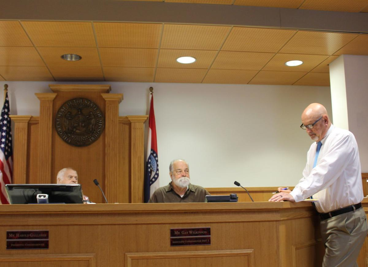 County building permits see fee increase