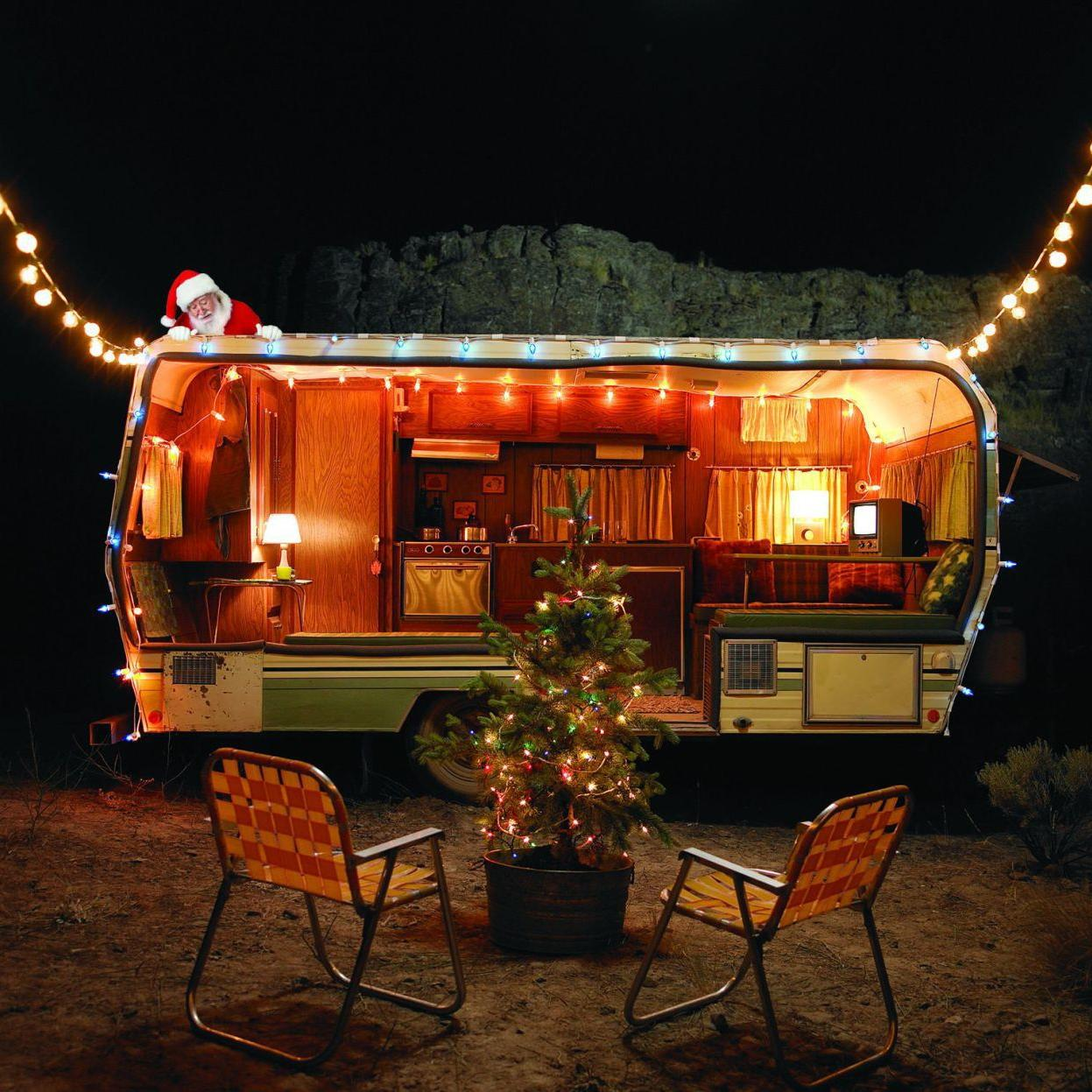 Christmas In July Camping.Camping At Christmas In July Daily Journal News