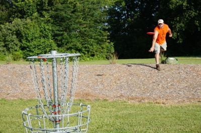 Park Hills disc golf tourney