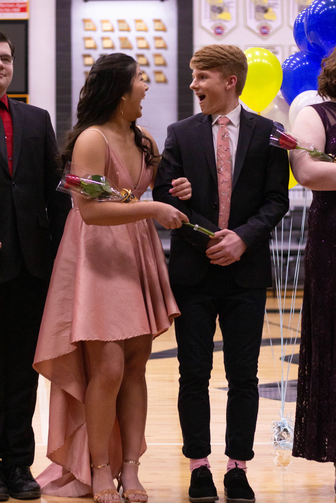 Hansen crowned 2019 FHS Sweetheart Queen