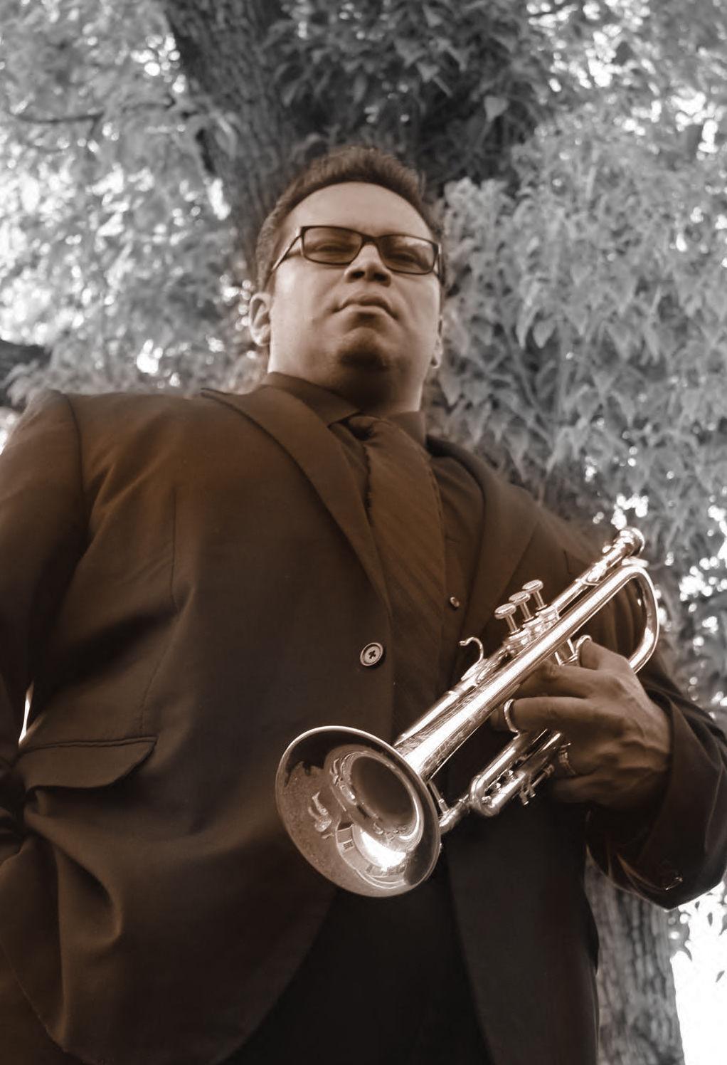 Trumpeter Aguilar to headline MAC Evening of Jazz