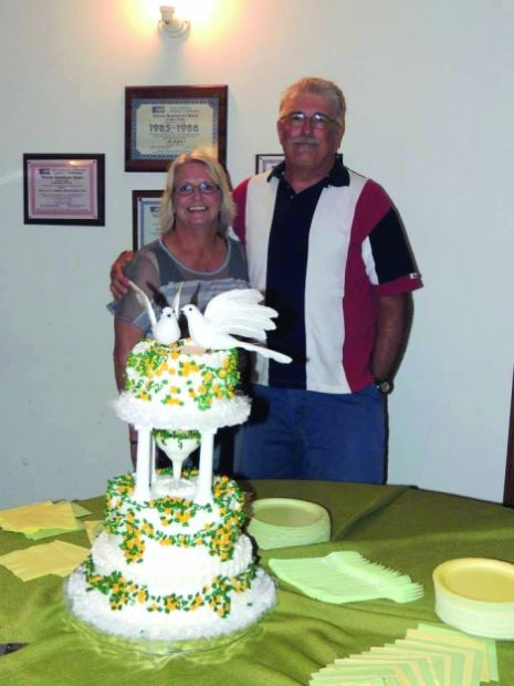 Tifenauers celebrate 40 years together