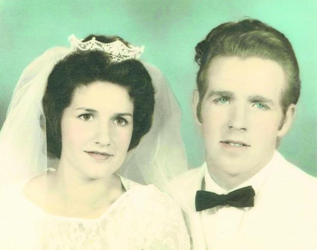 Couple celebrates 50 years
