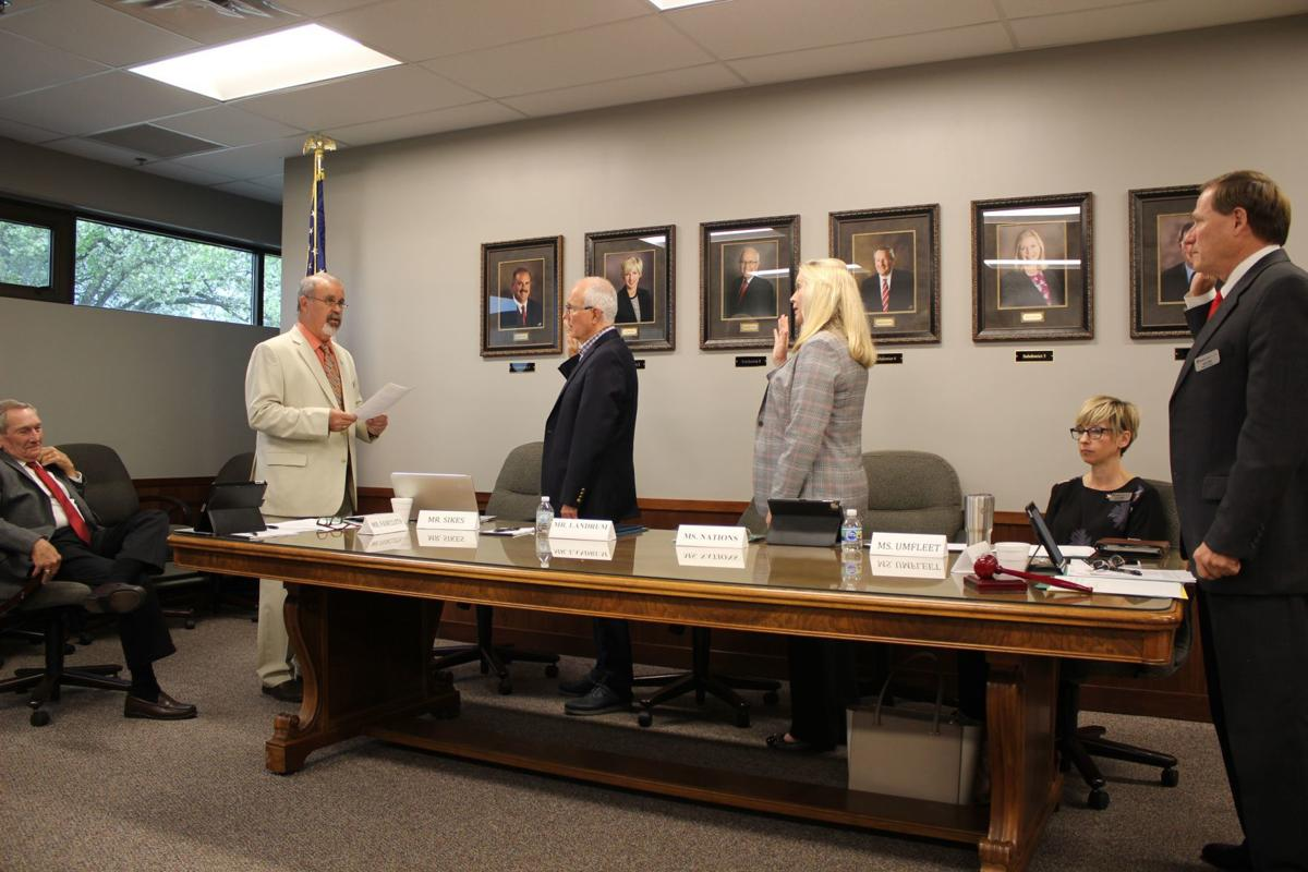 MAC Board recognizes departments