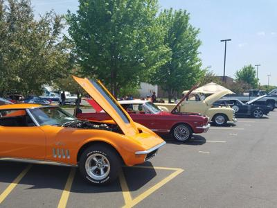 NC Band's Annual Car Show and Crafts and Vendor Fair Saturday