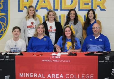 Civey to Cheer For Mineral Area