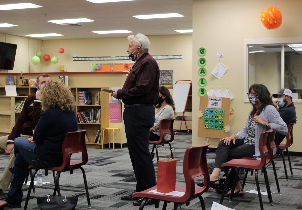 Bismarck counselor helping students through pandemic