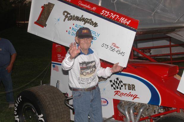 Local racing legend dies