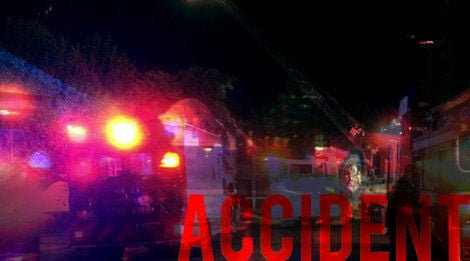 Weekend accidents leave several injured
