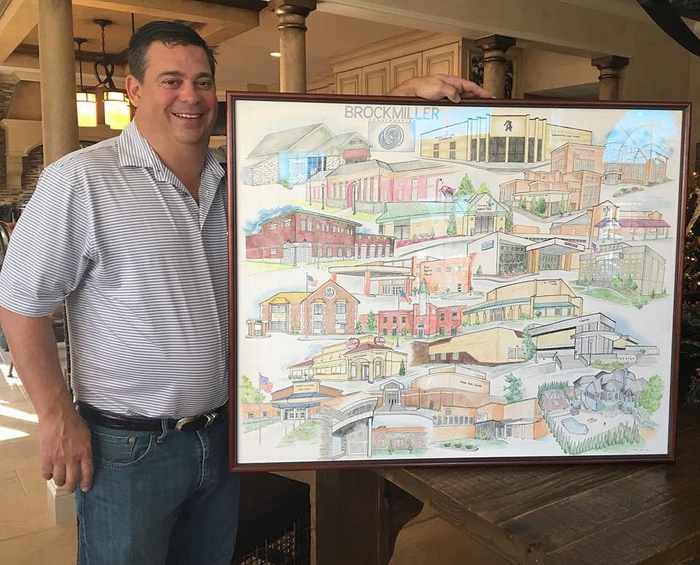Longtime contractor retires on significant date