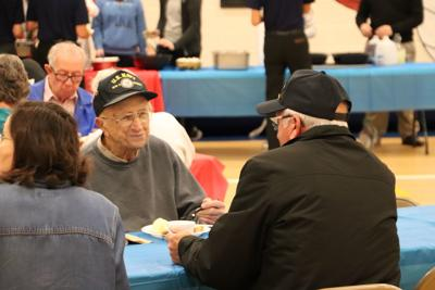 North County honors veterans
