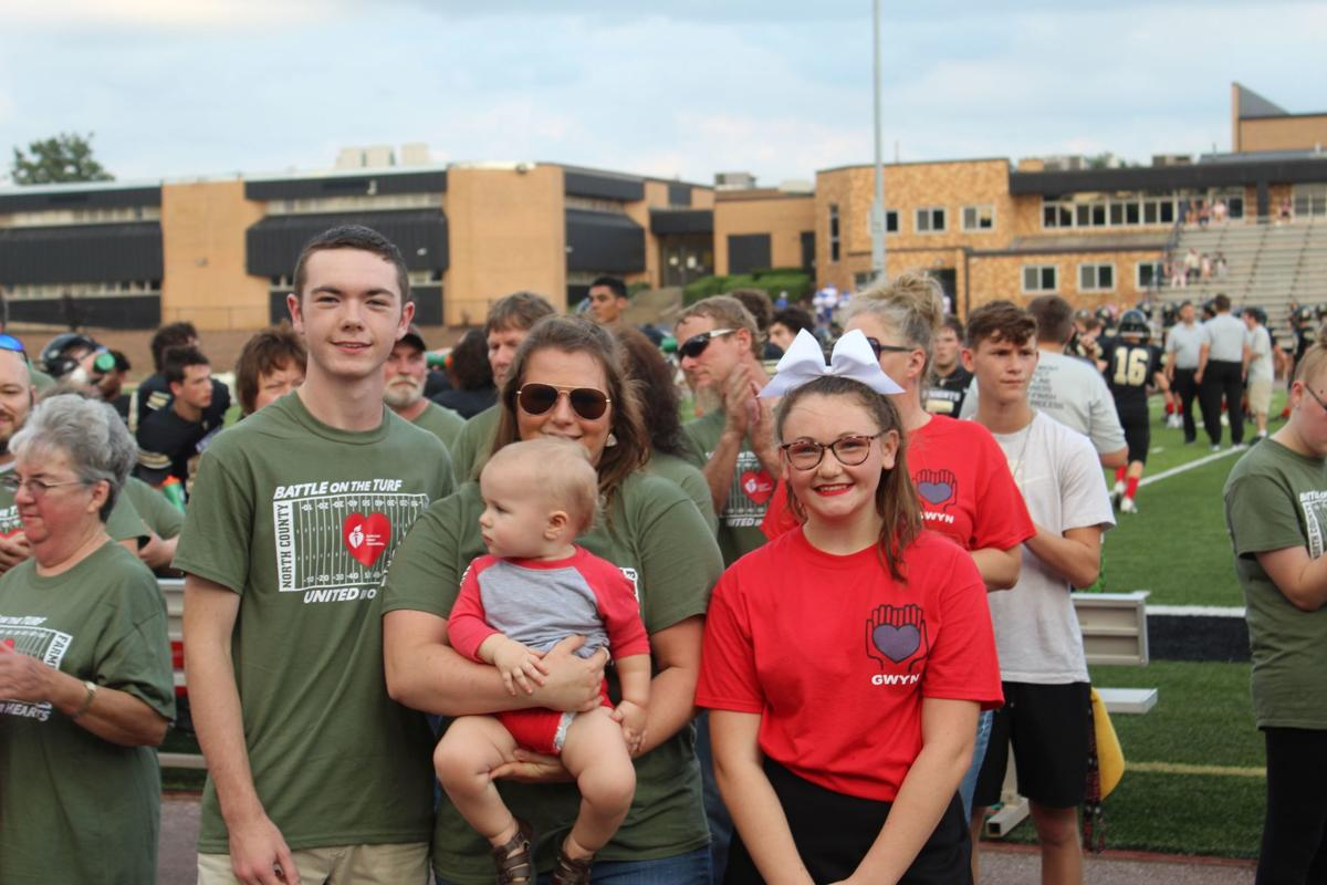 NoCo, FHS compete in fundraiser