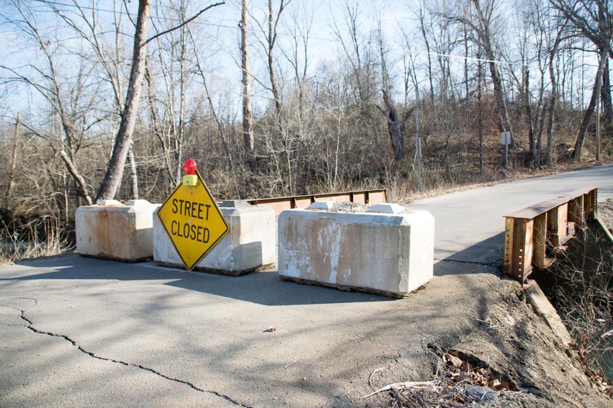 Bridge on City Lake Road