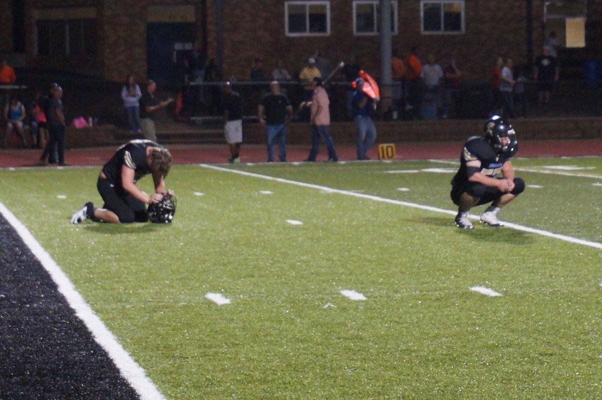 Knights drop a close one to Cape Central