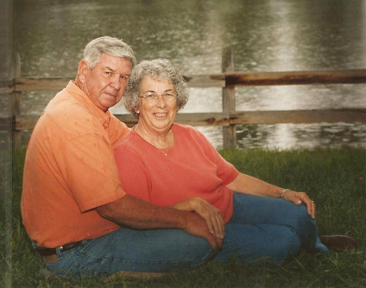 Glen and Mary Ann Roney2004
