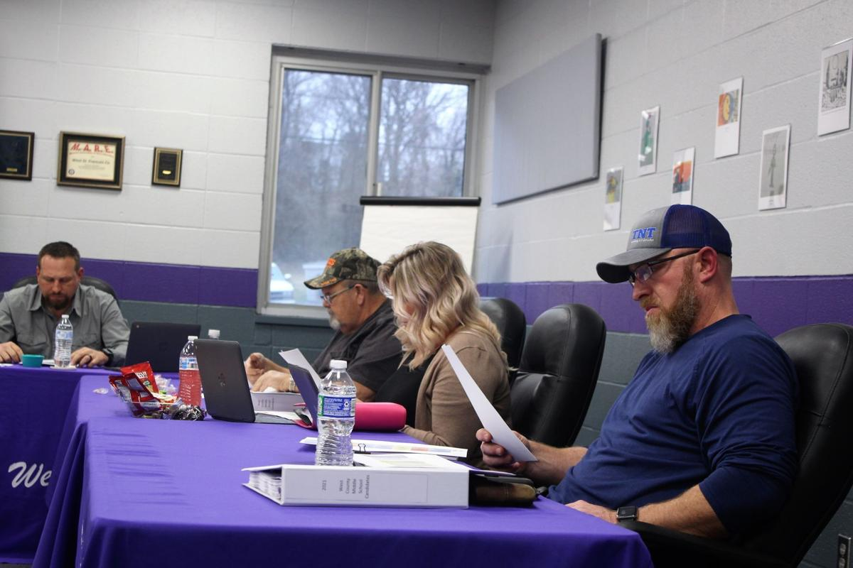 West County board approves refunding of bonds