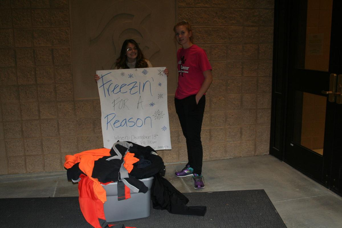 """""""Freezin for a Reason"""" brings warmth to those in need"""