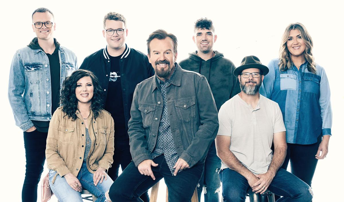 Grammy Award-winning group Casting Crowns performs Saturday
