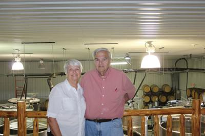 ICave Vineyard and Winery, a family affair